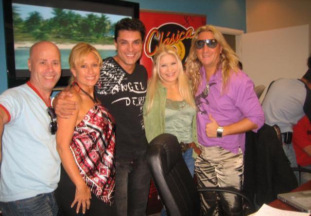 Ayuda a Republica Dominicana, a traves del programa de radio Zona Cero de Miami, 14-11-07