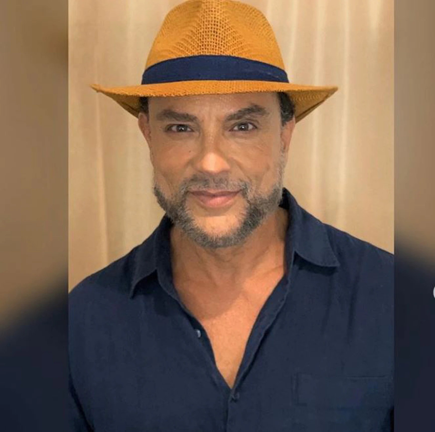 El actor lo experimentó en el apartamento donde se hospeda, en Ponce. (Instagram)
